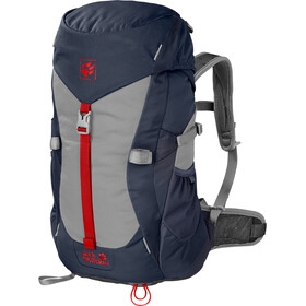 Jack Wolfskin Alpine Trail Backpack Children blue